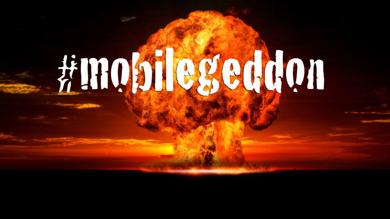 Google's Mobilegeddon Update